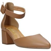 kengät Naiset Korkokengät Grace Shoes 774005 Ruskea