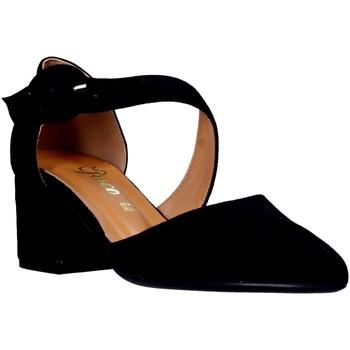 kengät Naiset Korkokengät Grace Shoes 774125 Musta