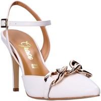 kengät Naiset Korkokengät Grace Shoes 038064 Valkoinen