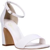 kengät Naiset Sandaalit ja avokkaat Grace Shoes 2384001 Valkoinen