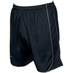 vaatteet Shortsit / Bermuda-shortsit Precision  Black/White
