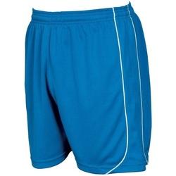 vaatteet Shortsit / Bermuda-shortsit Precision  Royal Blue/White