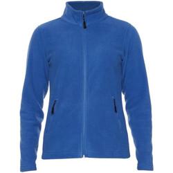 vaatteet Naiset Takit Gildan PF800L Royal Blue