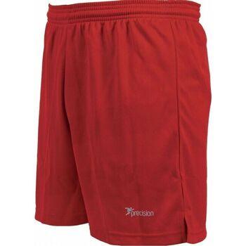 vaatteet Lapset Shortsit / Bermuda-shortsit Precision  Red