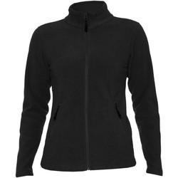 vaatteet Naiset Takit Gildan PF800L Black