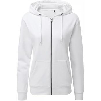 vaatteet Naiset Svetari Asquith & Fox AQ081 White