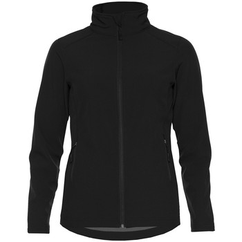 vaatteet Naiset Takit Gildan GH115 Black
