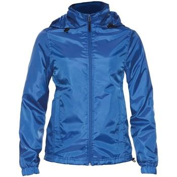 vaatteet Naiset Takit Gildan WR800L Royal Blue