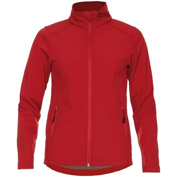 vaatteet Naiset Takit Gildan GH115 Red