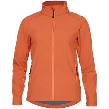 vaatteet Naiset Takit Gildan GH115 Orange