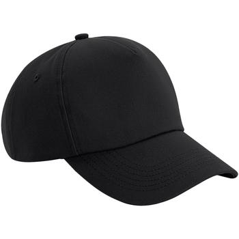 Asusteet / tarvikkeet Lippalakit Beechfield B25 Black