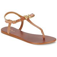 kengät Naiset Sandaalit ja avokkaat Betty London BASTINE CAMEL
