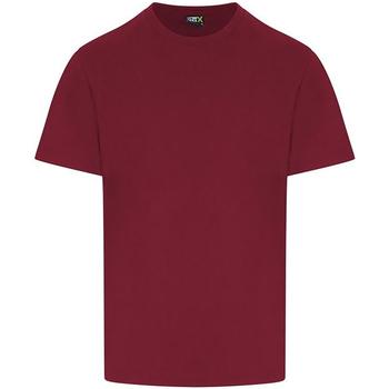 vaatteet Miehet Lyhythihainen t-paita Pro Rtx RX151 Burgundy