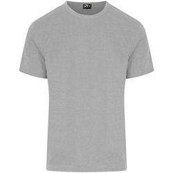 vaatteet Miehet Lyhythihainen t-paita Pro Rtx RX151 Grey Heather