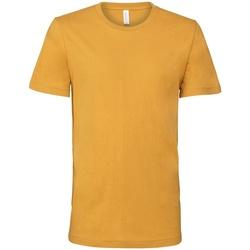 vaatteet Lyhythihainen t-paita Bella + Canvas CV3001 Mustard Yellow