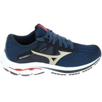 kengät Miehet Juoksukengät / Trail-kengät Mizuno Wave Inspire 17 Indial Or Rouge Punainen