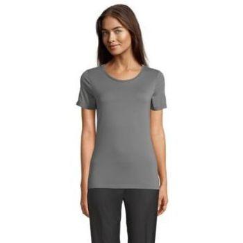 vaatteet Naiset Lyhythihainen t-paita Sols LUCAS WOME Gris claro