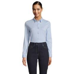 vaatteet Naiset Paitapusero / Kauluspaita Sols BALTHAZAR WOME Azul claro