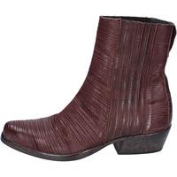 kengät Naiset Nilkkurit Moma BJ679 Ruskea