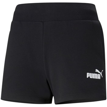 vaatteet Naiset Shortsit / Bermuda-shortsit Puma Ess 4