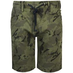 vaatteet Miehet Shortsit / Bermuda-shortsit Pepe jeans  Vihreä