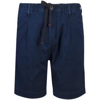 vaatteet Miehet Shortsit / Bermuda-shortsit Pepe jeans  Sininen