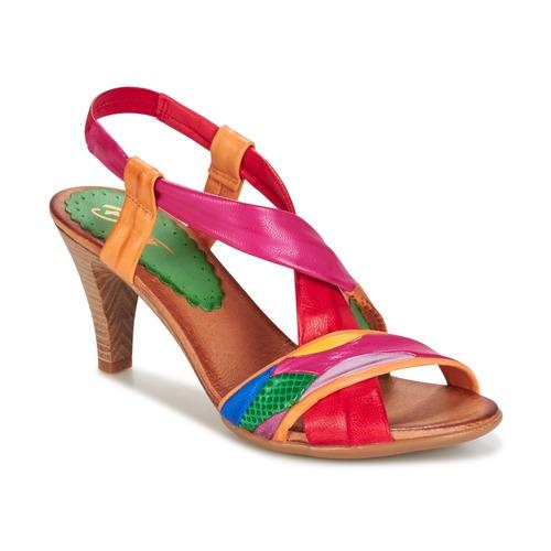 kengät Naiset Sandaalit ja avokkaat Betty London POULOI Multicolour
