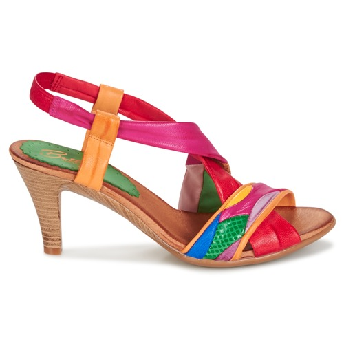 Betty London Pouloi Multicolour - Ilmainen Toimitus- Kengät Sandaalit Naiset 48