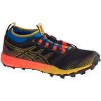 kengät Miehet Juoksukengät / Trail-kengät Asics FujiTrabuco Pro Noir