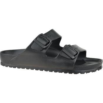 kengät Miehet Sandaalit Birkenstock Arizona Eva Noir