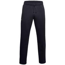 vaatteet Miehet Verryttelyhousut Under Armour Rival Fleece Pants Noir