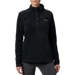 vaatteet Naiset Fleecet Columbia Benton Springs 1/2 Snap Pullover Noir
