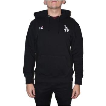 vaatteet Miehet Svetari 47 Brand MLB Los Angeles Dodgers Hoodie Noir