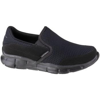 kengät Miehet Matalavartiset tennarit Skechers Equalizer Noir