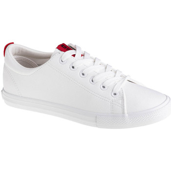 kengät Naiset Matalavartiset tennarit Big Star Shoes Blanc