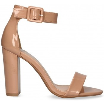 kengät Naiset Sandaalit ja avokkaat Etika 53405 BEIGE