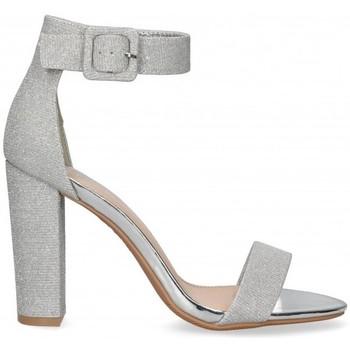 kengät Naiset Sandaalit ja avokkaat Etika 53404 Silver