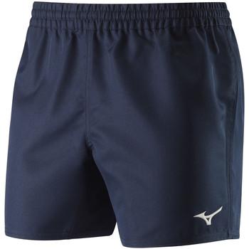 vaatteet Miehet Shortsit / Bermuda-shortsit Mizuno Short  Authentic R bleu marine