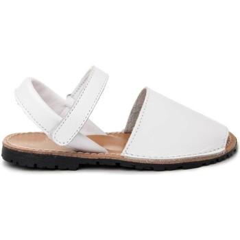 kengät Lapset Sandaalit ja avokkaat Purapiel 69722 WHITE
