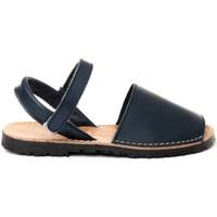kengät Lapset Sandaalit ja avokkaat Purapiel 69723 BLUE