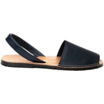kengät Naiset Sandaalit ja avokkaat Purapiel 69727 BLUE