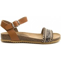 kengät Naiset Sandaalit ja avokkaat Purapiel 70182 BROWN