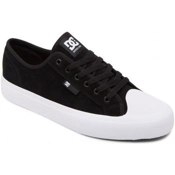 kengät Miehet Skeittikengät DC Shoes Manual rt s Musta