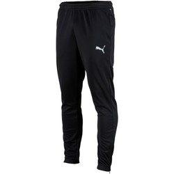vaatteet Miehet Verryttelyhousut Puma Pantalon  Teamrise poly training noir