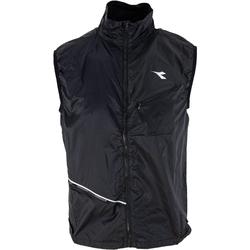 vaatteet Miehet Neuleet / Villatakit Diadora Sport Musta