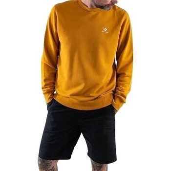 vaatteet Miehet Ulkoilutakki Converse Emb Crew Ft Oranssi