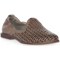 kengät Naiset Mokkasiinit Priv Lab 3203 TEXAS CEMENTO Grigio