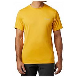 vaatteet Miehet Lyhythihainen t-paita Columbia  Monivärinen