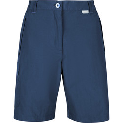 vaatteet Naiset Shortsit / Bermuda-shortsit Regatta  Dark Denim