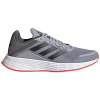 kengät Lapset Juoksukengät / Trail-kengät adidas Originals Duramo SL K Harmaat